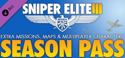 Sniper Elite 3 Season Pass RU Steam Gift
