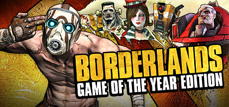 Borderlands: Game of the Year RoW Steam Gift