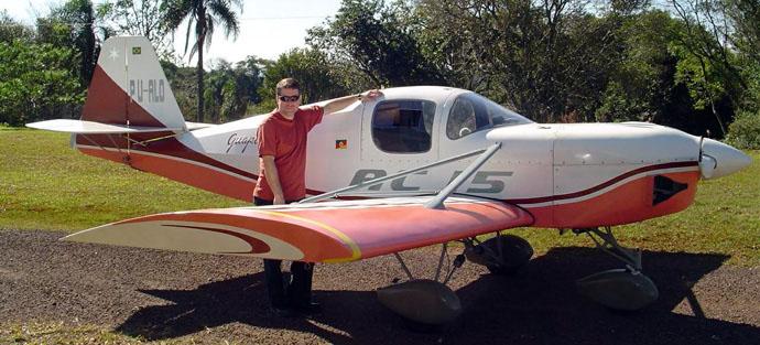 Чертежи самолета AC-15 Guappo