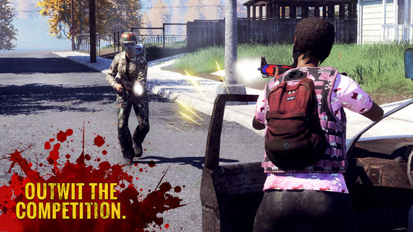H1Z1: King of the Kill (Steam Gift RU + CIS) + Подарок