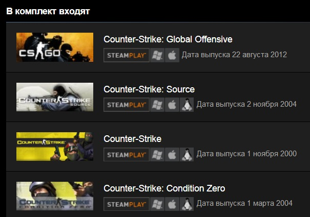 license key of the product counter strike global offensive