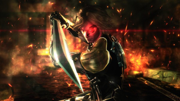 Metal Gear Rising: REVENGEANCE (Steam Gift RU+CIS)