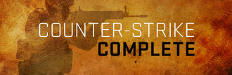 Counter-Strike Complete (Global Offensive inc)Steam ROW