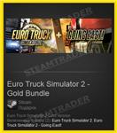 Euro Truck Simulator 2 - Gold Bundle(Steam Gift/RU+CIS)
