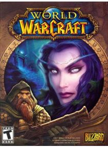 Game time 30 days Time Card World of Warcraft US (NA)