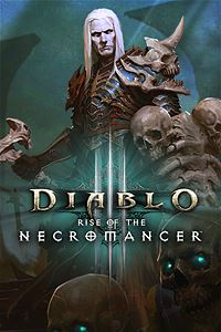 Diablo 3 III: Rise of the Necromancer Battle.net GLOBAL