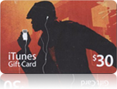iTunes Gift Card $30 (USA)