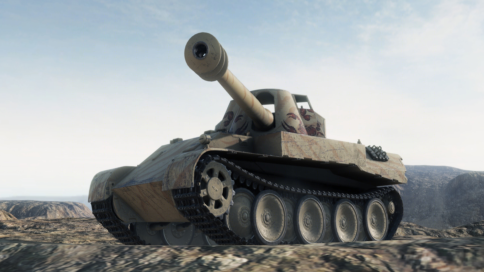 Bonus Code - Rheinm Skorpion G 1 month + buyout 2500rub