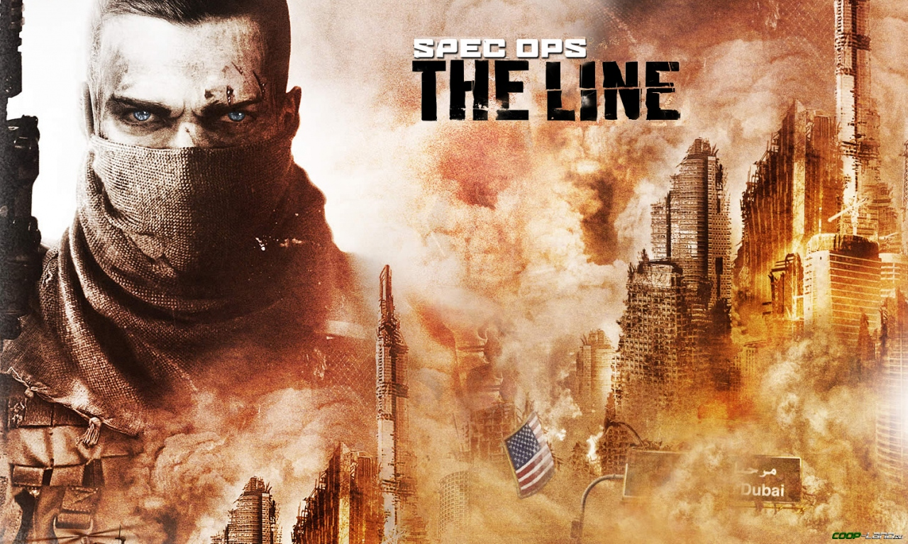 Spec Ops: The Line (STEAM KEY / REGION FREE)