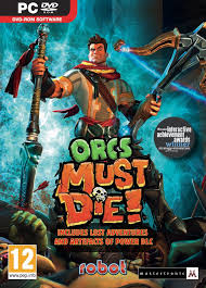 Orcs Must Die! (Region Free/RoW/Steam Gift)