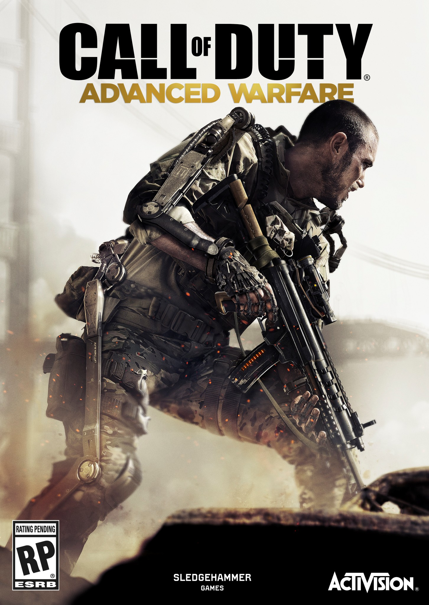 CoD: ADVANCED WARFARE (STEAM) СКАН КЛЮЧА