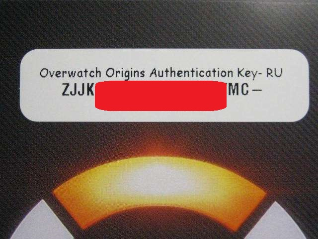 OVERWATCH: ORIGINS EDITION - RU VERSION (PHOTO)