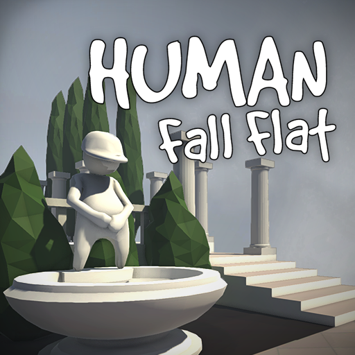 HUMAN: FALL FLAT STEAM KEY - REGION FREE