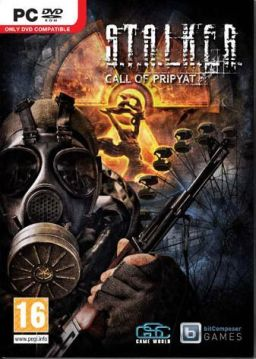 STALKER: CALL OF PRIPYAT (STEAM KEY/ROW)