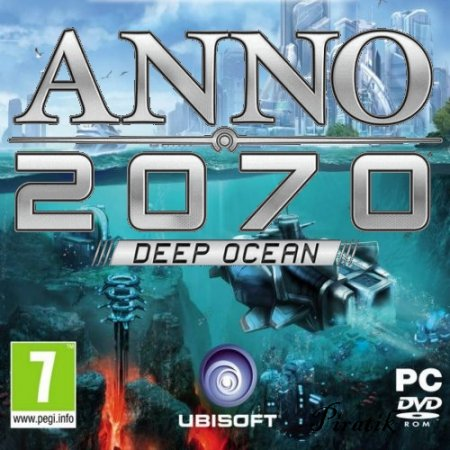 ANNO 2070 DEEP OCEAN (WORLDWIDE) UPLAY