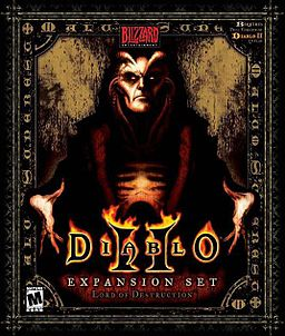 DIABLO 2 LORD OF DESTRUCTION (GLOBAL)