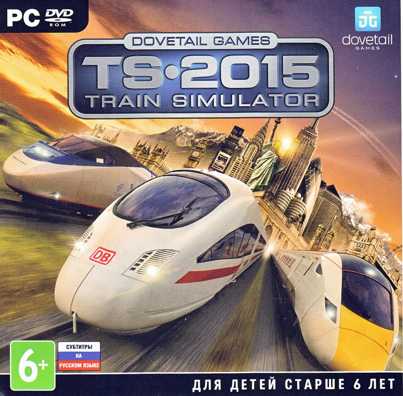 TRAIN SIMULATOR 2015/16 (STEAM/ФОТО) + 7 DLC + БОНУС