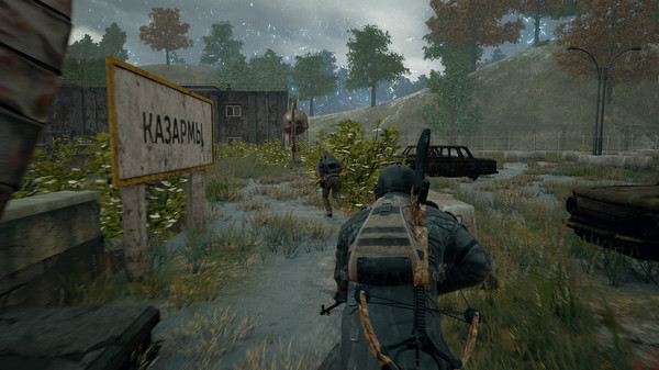 PLAYERUNKNOWN´S BATTLEGROUNDS (RUS&CIS&EU)