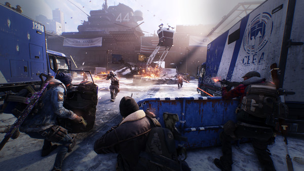 Tom Clancy's The Division (Steam Gift/ RU & CIS)