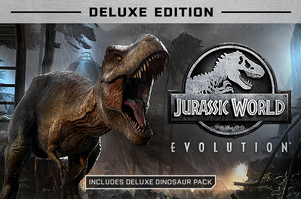 Jurassic World Evolution Deluxe (Steam Gift/ RU & CIS)