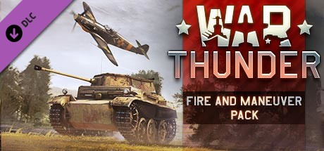 War Thunder - Fire and Maneuver Advance (Steam Gift)