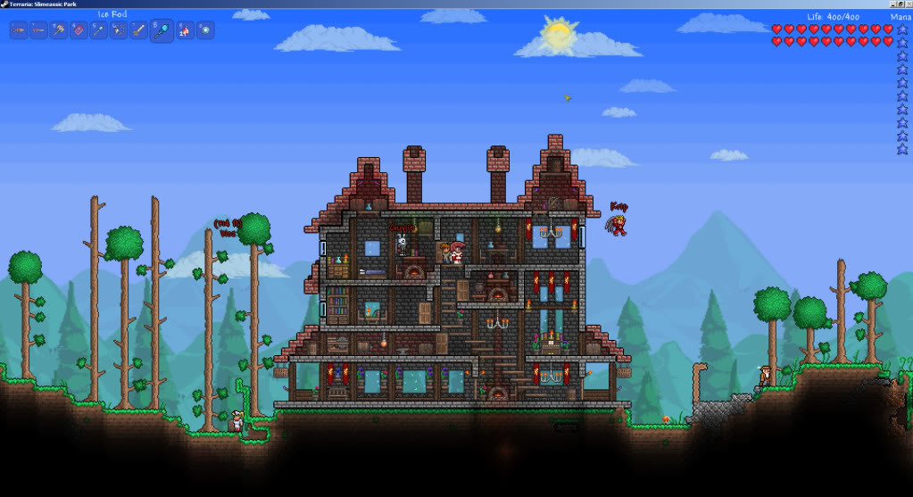 Terraria (ROW) - STEAM Gift - Region Free