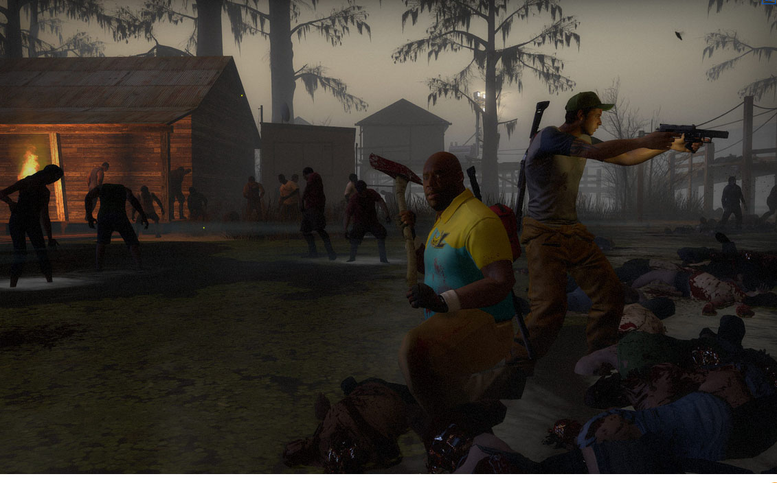 Left 4 Dead 2  (Reg Free / GLOBAL / ROW)