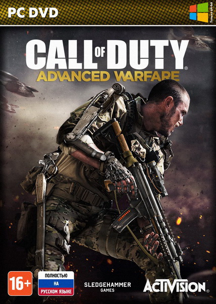 Call of Duty: Advanced Warfare Day Zero (Ключ Steam)