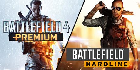 Купить BF4 Premium + Hardline (с ответом на секретный вопрос)