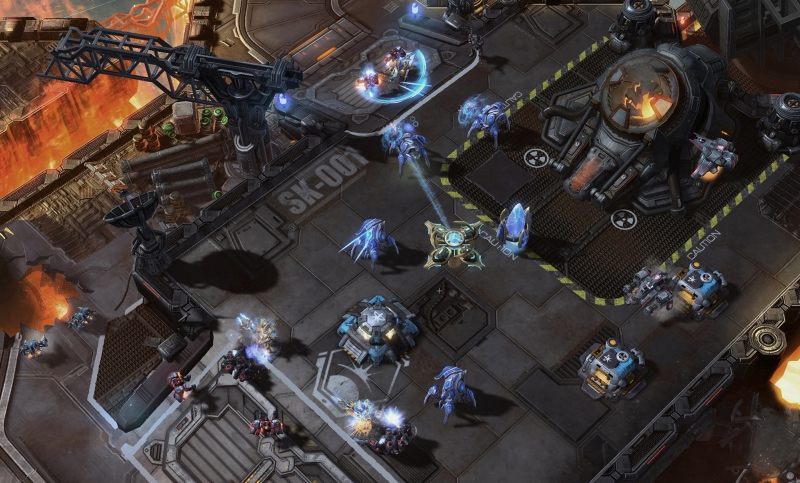 StarCraft II: Legacy of the Void (Battle.net)+Подарок