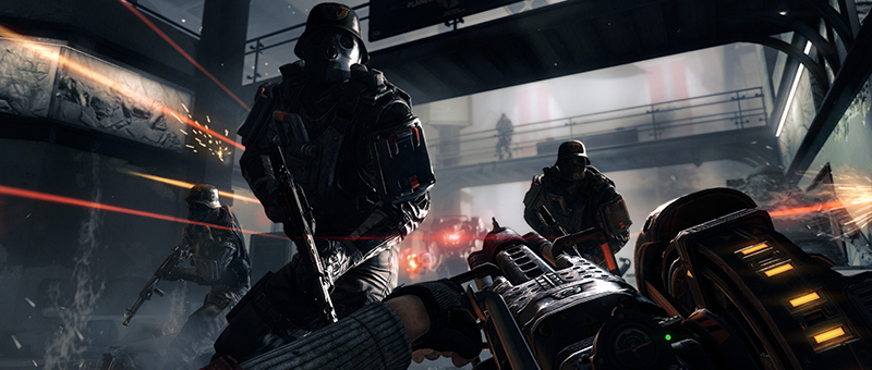 Wolfenstein: The New Order (Steam Gift)