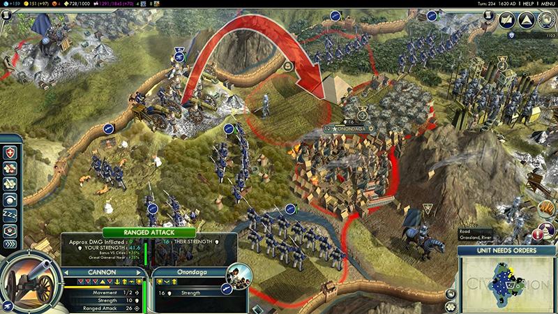 Civilization 5 как создать игру