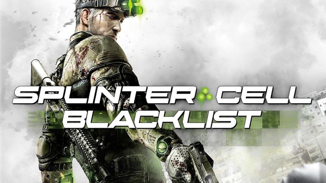 Splinter Cell: Blacklist (Steam Gift)