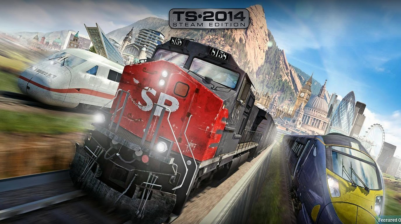 Train Simulator 2014: Steam Edition (Steam Gift)