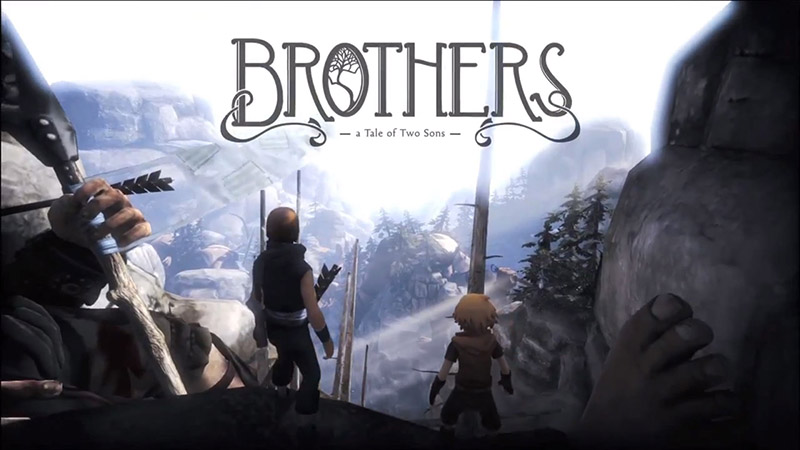 Brothers: A Tale of Two Sons (Steam Gift)
