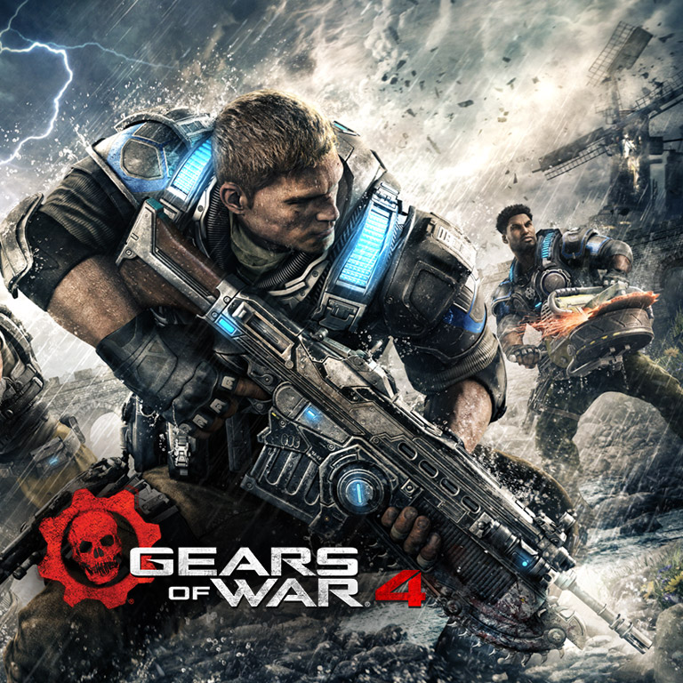 Gears of War 4 + Multiplayer [Windows Store] activation