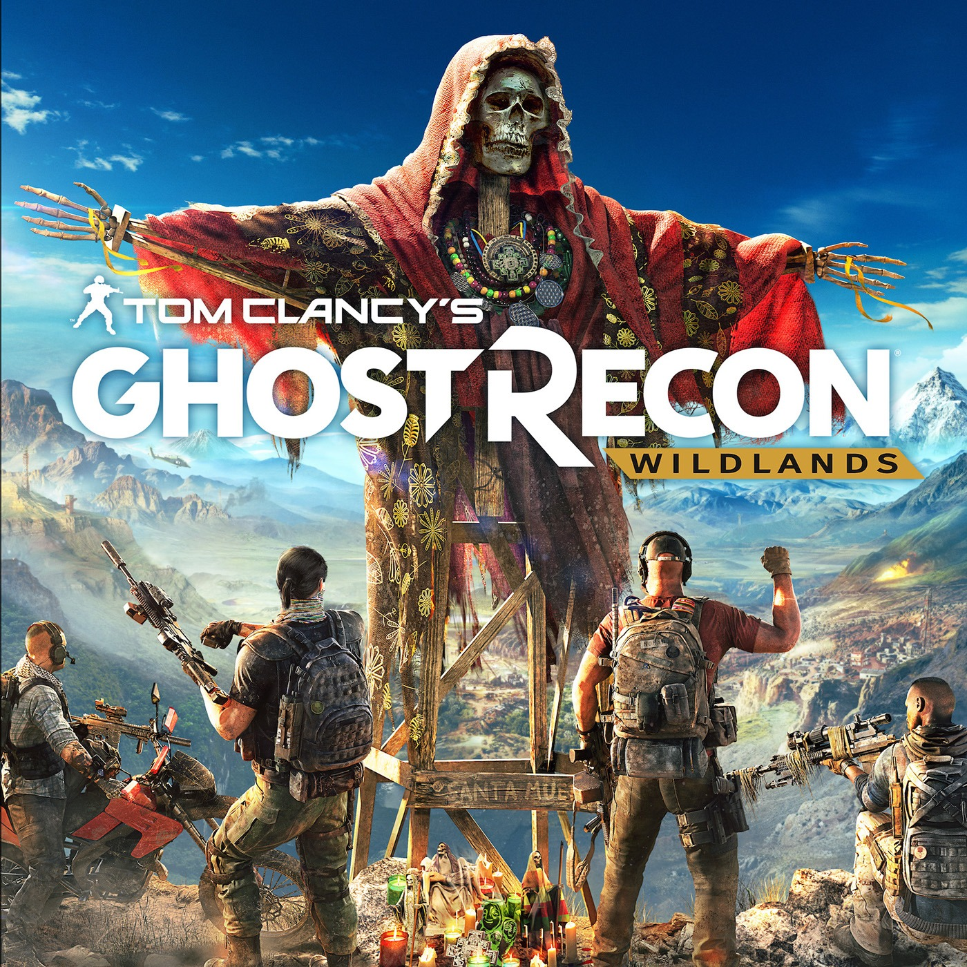 Tom Clancy´s Ghost Recon® Wildlands [Uplay account]