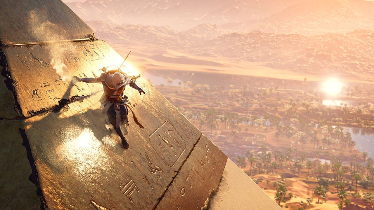 Assassin´s Creed: Origins [Uplay account] Guarantee