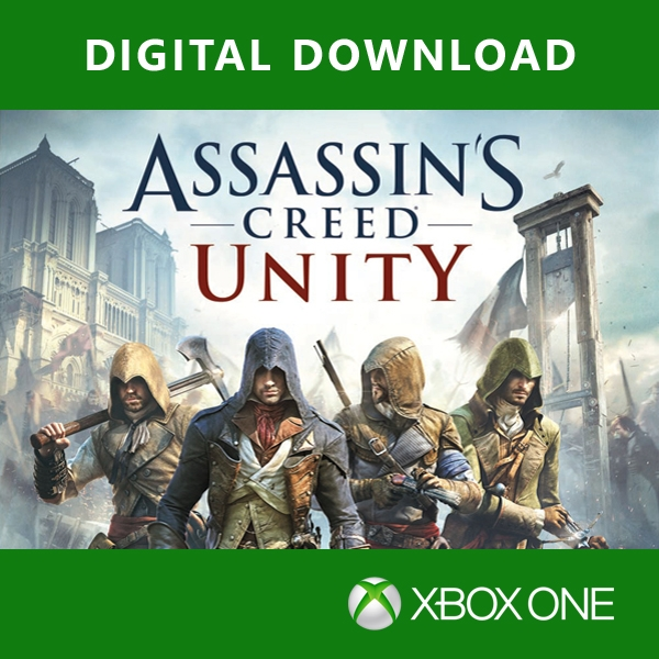 Assassin´s Creed Unity Xbox One - Digital Code