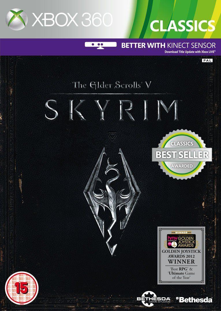 48. Skyrim XBOX 360