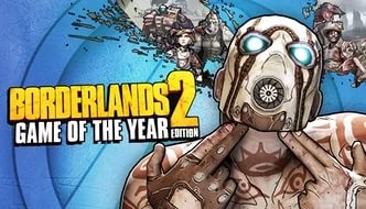 Borderlands 2 Game of the Year (Steam Gift/RU+CIS)