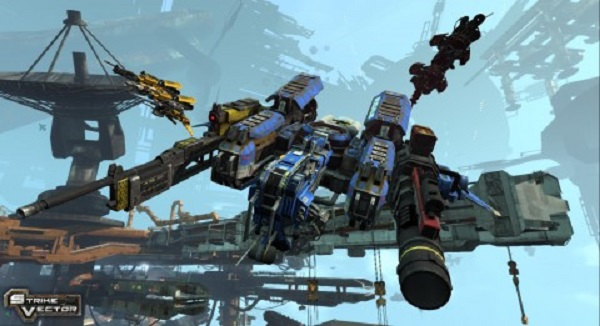 Strike Vector (Steam Gift \ REGION FREE)