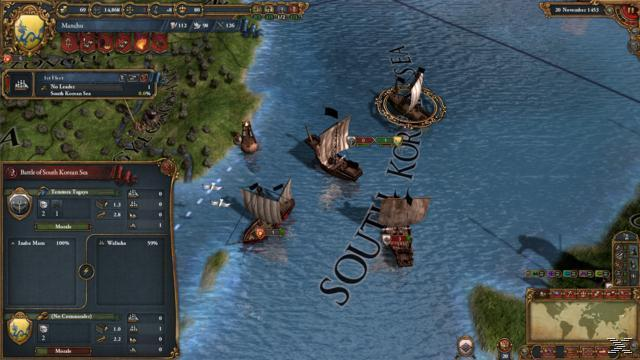 Europa Universalis IV Extreme Edition (Steam Gift)