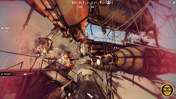 Guns of Icarus Online Лицензия (Steam Gift/RU+CIS)