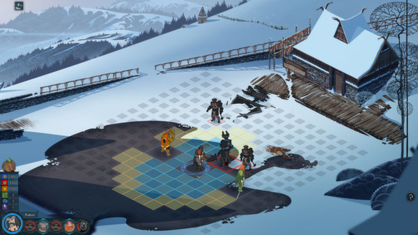 The Banner Saga (Steam Gift / Region Free)
