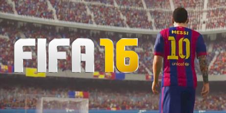 Купить FIFA 16 + Ответ на секретный вопрос