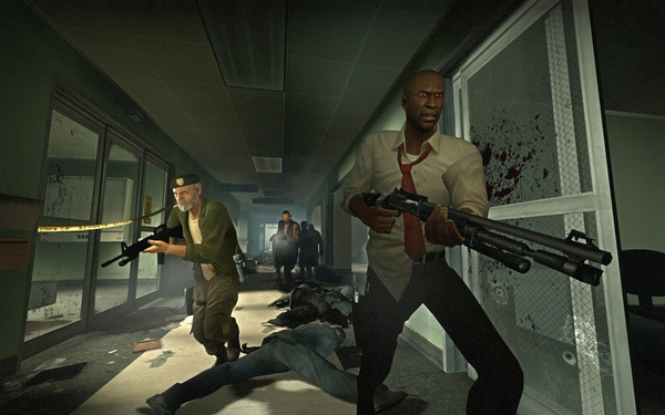 Left 4 Dead (Steam Gift, RU+CIS)