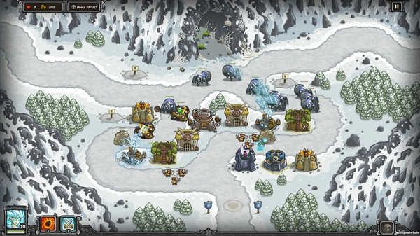 Kingdom Rush (Steam Gift, RU+CIS)