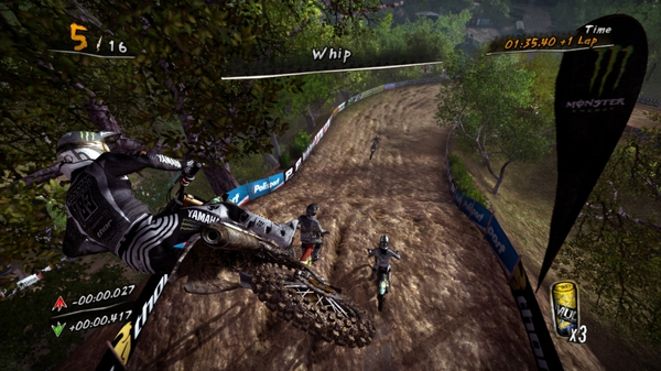 MUD Motocross World Championship (Steam Gift, RU+CIS)