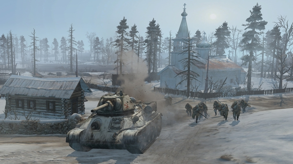 Company of Heroes Franchise Edition(Steam Gift, RU+CIS)